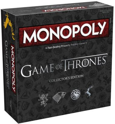 Monopoly Collector's Edition - Game of Thrones