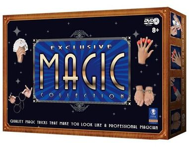 goocheldoos Exclusive Magic 3