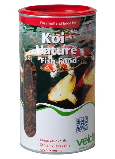 Koi Nature Fish Food 1375 g-4000 ml