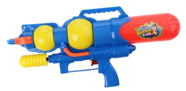 Kids Fun waterpistool Shoot 40 cm blauw