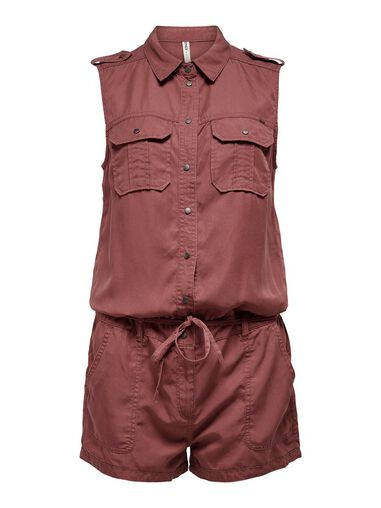 Only Playsuit Gedetailleerde