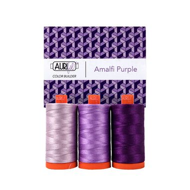 Aurifil | Color Builder Amalfi | Set van 3