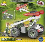 Cobi Small Army Rocket Support Vehicle bouwset 90-delig 2156