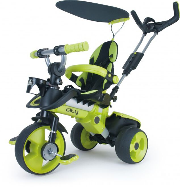 City Trike Junior Groen
