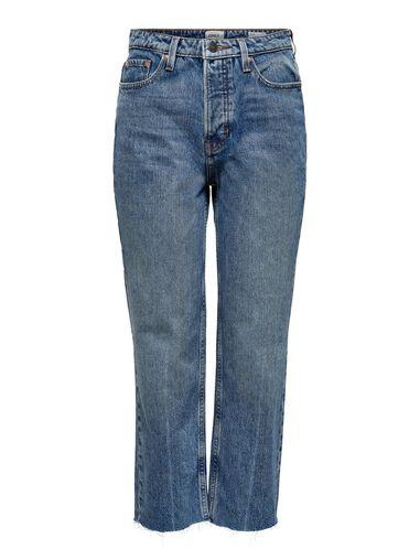 Only Straight fit jeans ONLRoxy high waisted