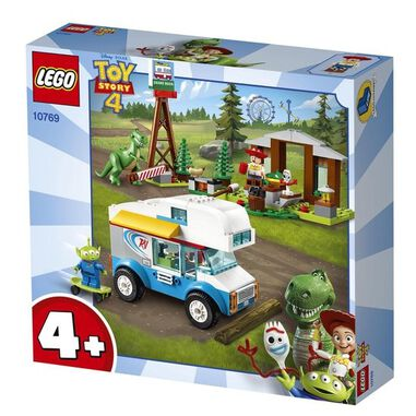 LEGO 4+ Toy Story 4 Campervakantie - 10769