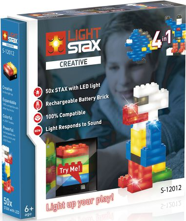 Light Stax CreativeV2 mix - 50 stuks