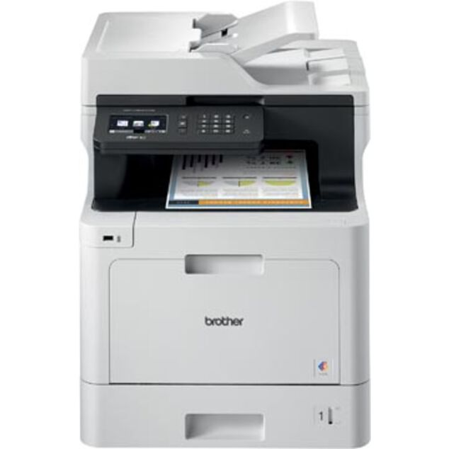 Brother All-in-one kleurenlaserprinter MFC-L8690CDW