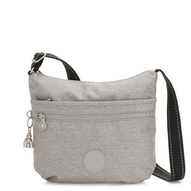 Kipling Arto Schoudertas Chalk Grey