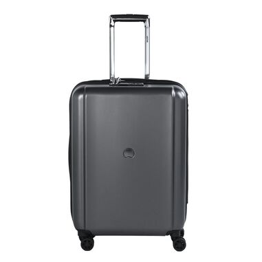 Delsey Pluggage 4 Wiel Connected Trolley 65 M black