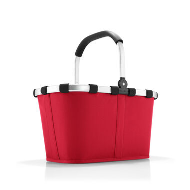 Reisenthel Carrybag Boodschappenmand - Polyester - 22L - Rood