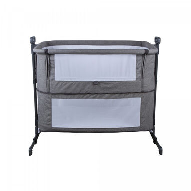 Aanschuifwieg Co Sleeper 3 in 1 Dark Grey