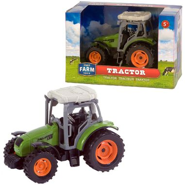 Dutch Farm Serie Tractor Groen 1:32