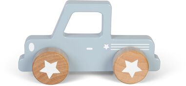 Pick-Up hout Little Dutch 15x4x8 cm
