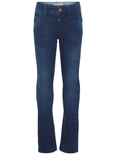 Name it Jeans x-slim fit sweatdenim