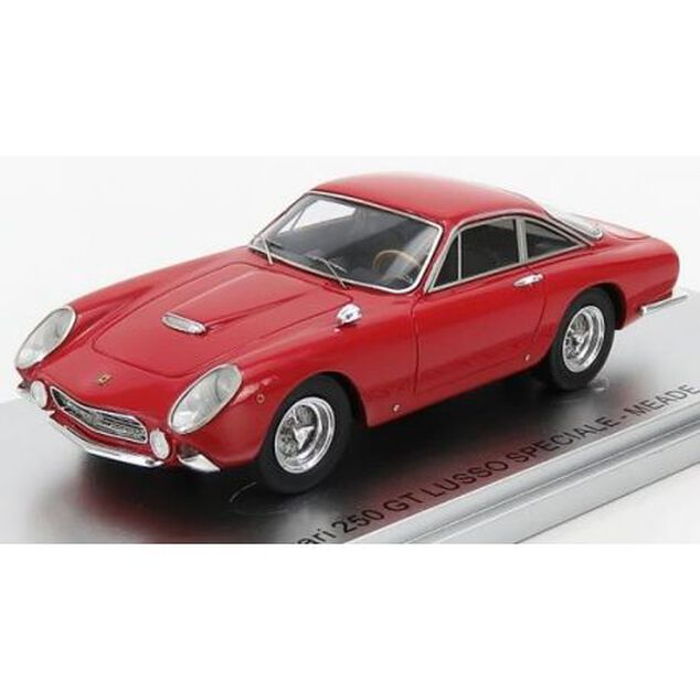 Ferrari 250 GT Lusso Speciale Coupe 1963 Red