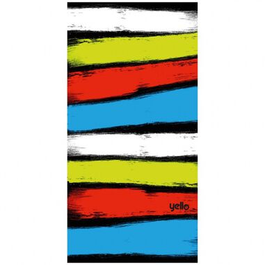 Yello strandlaken Stripes 150 x 70 cm