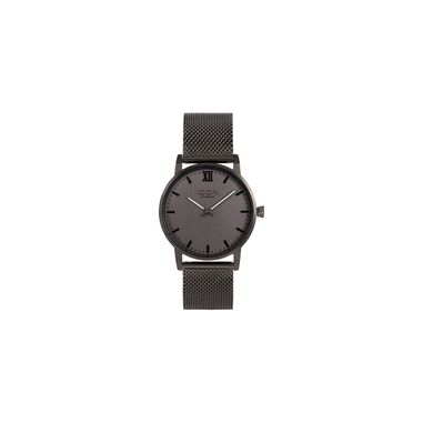 Icon of Sweden horloge met stalen mesh band