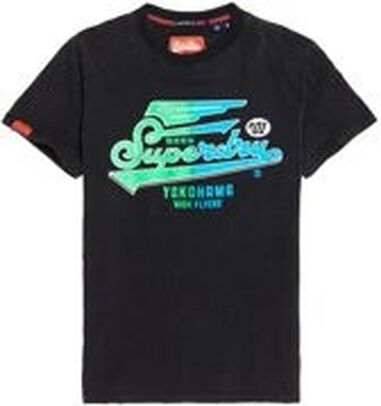 Superdry heren t-shirt hyper