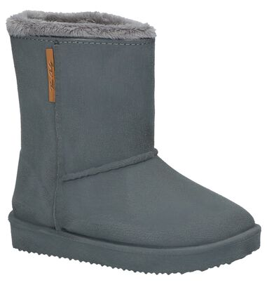 Grijze Boots Be Only Cosy