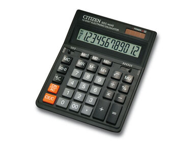 Calculator Citizen desktop Business Line, zwart