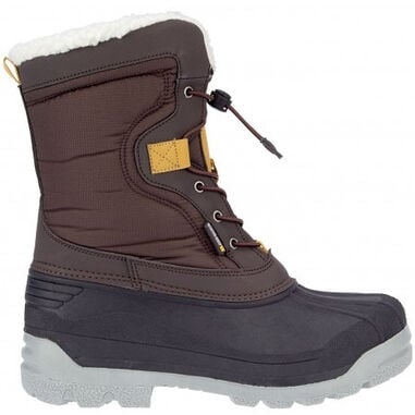 Winter-Grip Snowboot senior canadian explorer ii antraciet okergeel-schoenmaat 37