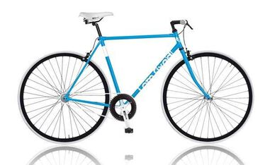 I AM Fixed 28 Inch 53 cm Heren V-Brake Blauw