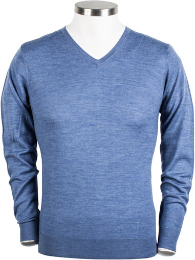 Giordano Heren trui v-hals regular fit