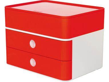 Smart-box plus Han Allison 2 lades en box kersen rood