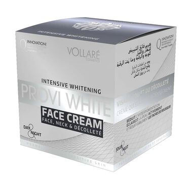 VOLLARE Provi White Face Cream Whitening Day And Night Cream 50ml.