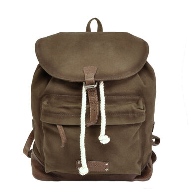 Barbarossa Canvasco Backpack military
