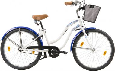 Flora 26 Inch 41 cm Dames V-Brake Wit