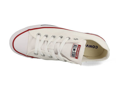 Converse All stars laag (mt t/m 46)- wit