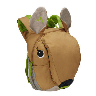 Vaude Green Rebel Kids Stupsi Kinder Rugtas Peanut Butter