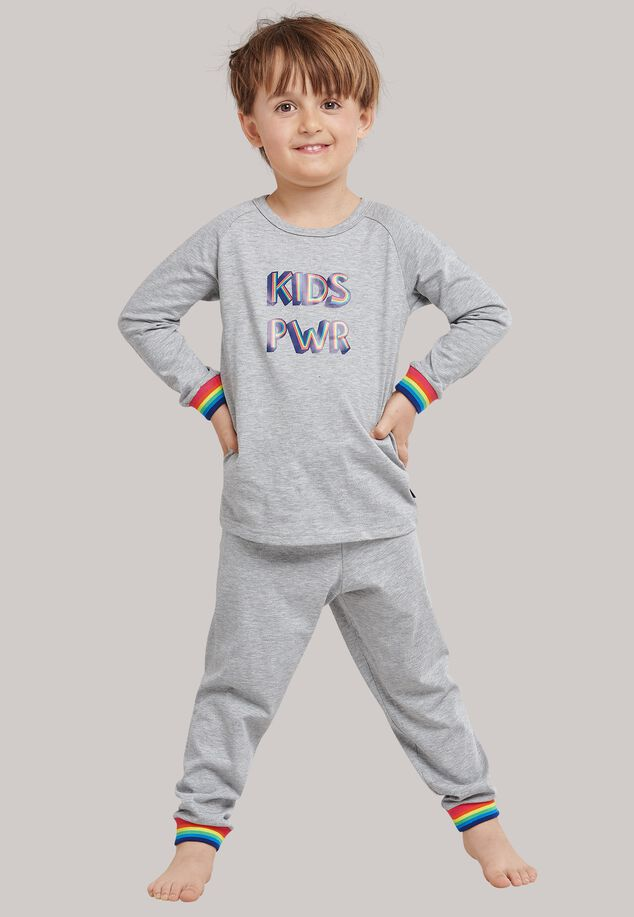 Schiesser Junior - Rainbow Colours - Pyjama