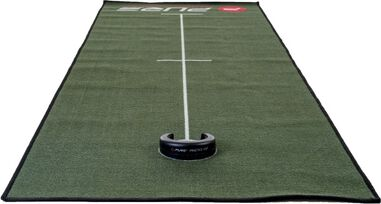 puttingmat golf 80 x 237 cm groen