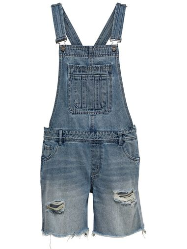 Only Shorts ONLFelicia destroy overall