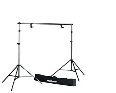 Manfrotto Lighting 1314B Background Support Kit