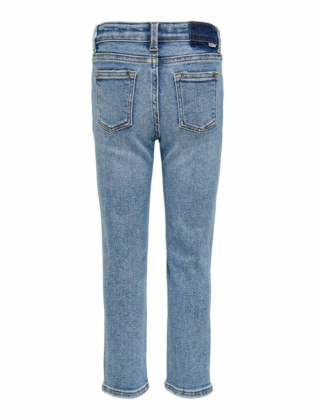 Only Straight fit jeans KONErica life mid ankle