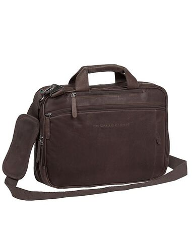 Chesterfield George Casual Businessbag Brown 15 inch