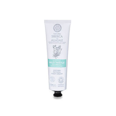 Natura Siberica Alladale Soothing Natural Foot Cream 75ml.