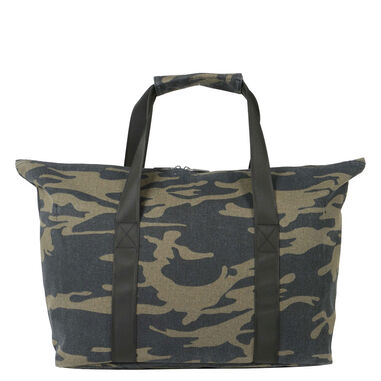 Mi-Pac Carryall Canvas Camo
