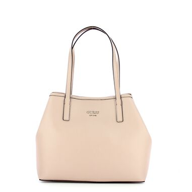 Guess Dames Handtas Vikky Tote Rosewood Roze
