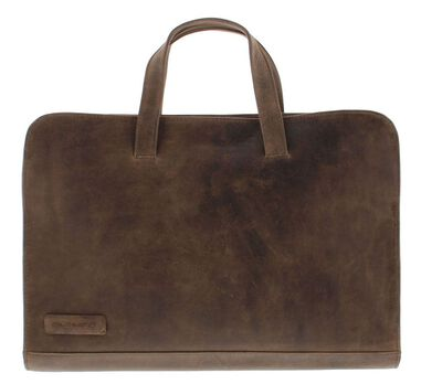 Plevier Pure Laptop Sleeve Taupe 14 inch