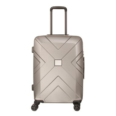 Travelbags Londen 4 Wheel Trolley 64 champagne