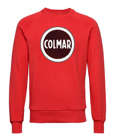 Colmar Heren Sweaters Sounds Sweater Red Rood