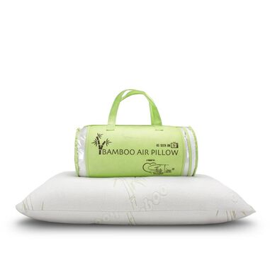 Bamboo Air Pillow in de aanbieding