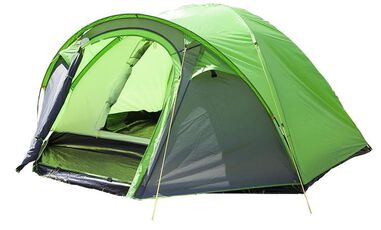 Pinnacle Dome 4-persoons tent 270 x 210 x 140 cm groen