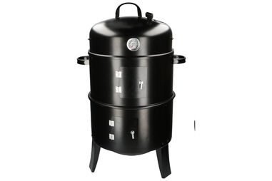BBQ Collection barbecue/ rookoven - 3-in-1 - Ø 42cm