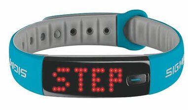 Activity Tracker Activo Bluetooth Blauw